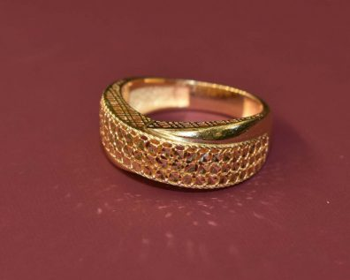 انگشتر طلا