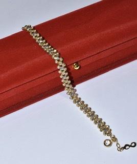 دستبند طلا برناردو