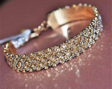 دستبند طلا ال برناردو