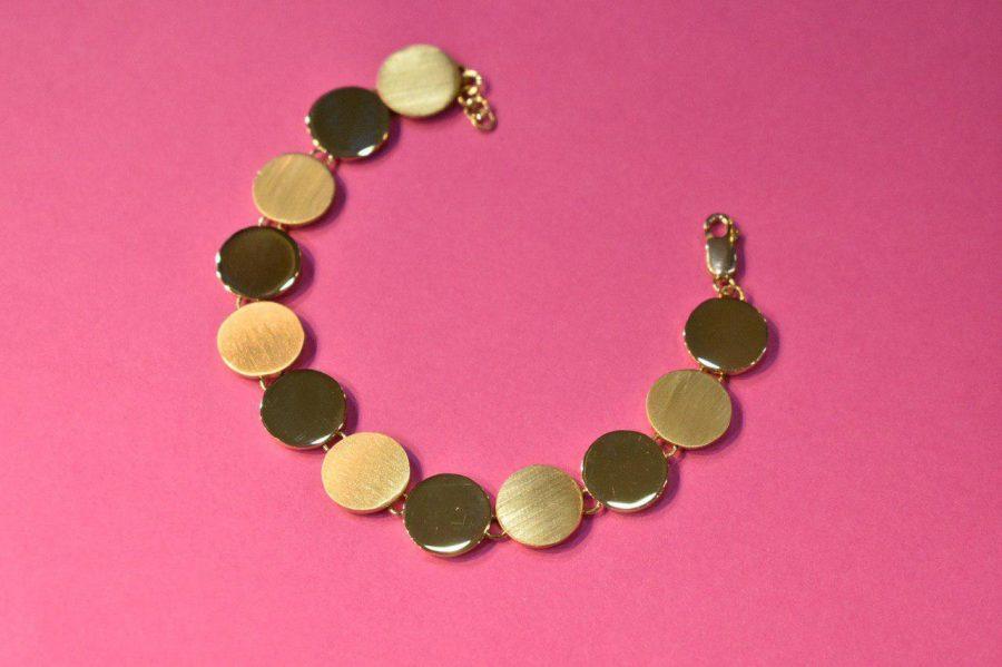 دستبند طلا ریتون