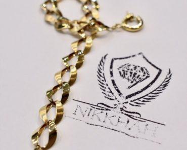 دستبند طلا روبرتو ظریف