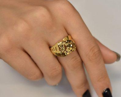 انگشتر طلا اسپشیال