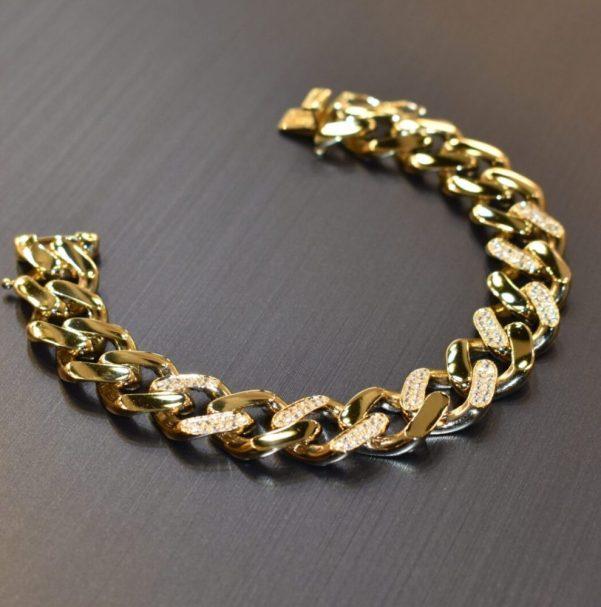 دستبند کارتیه طلا