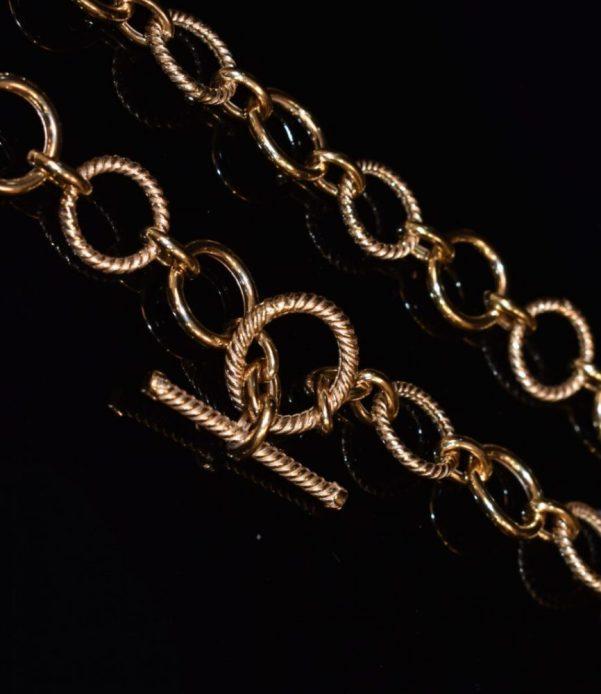 زنجیر طلا دیوید یورمن
