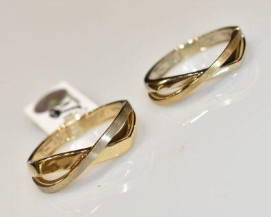 حلقه ست طلا