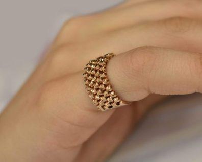 انگشتر طلا رولکس