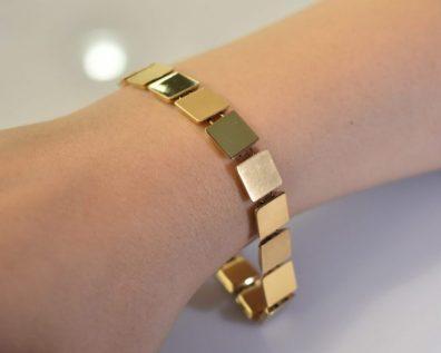 دستبند ریتون طلا
